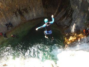 descenso de barrancos Torla