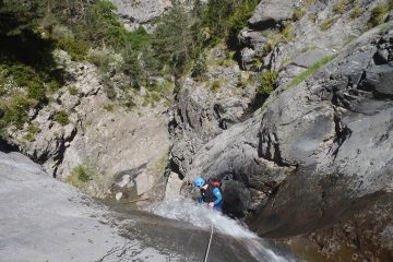 Barranco Cebollar ו Salto דל Carpin Pirineo