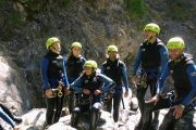 Barranco Ordiso en Torla Ordesa Los Pirineos