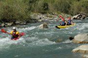 Canoas Rio Esera con Guias de Torla
