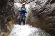 Descenso Barranco de Las Gloces