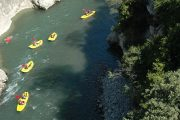 Descenso Guiado de Canoas Rio Esera