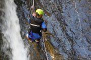 Descenso de Barranco Lapazosa en Ordesa y Los Pirineos
