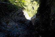 Garganta o Barranco de Ordiso en Torla Ordesa