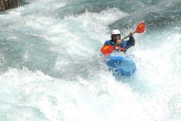 Kayak Extreme en Ordesa Los Pirineos