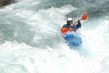 Kayak Extreme in Ordesa The Pyrenees
