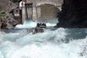Rafting en el Rio Ara en Ordesa