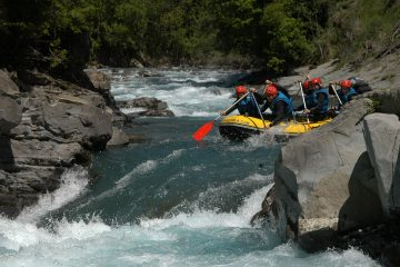 Rafting Guided Rio Ara el Pirineo