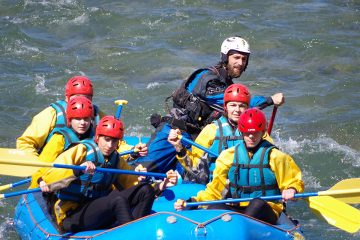 Top Rafting Rio Esera in Campo