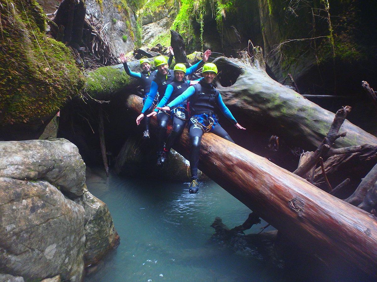 Canyoning avec Guias de Torla Ordesa