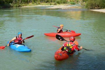 kayak initiation course