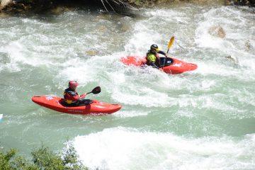 master course kayak torla guides