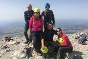 ascension con guia dos dias al monte perdido