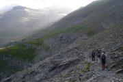 קיץ לטפס מונטה איבד ביום