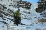 curso de escalada en hielo guias de torla