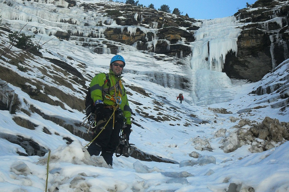 ледовый альпинизм курс guias de torla