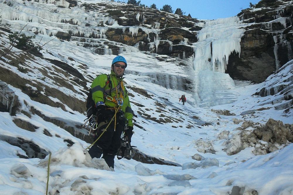 Eiskletterkurs Guias de Torla