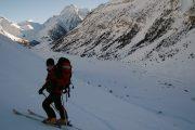 curso de skimo en el pirineo