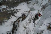 curso escalada en hielo guias de torla