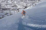 cours de ski alpin freeride el pirineo
