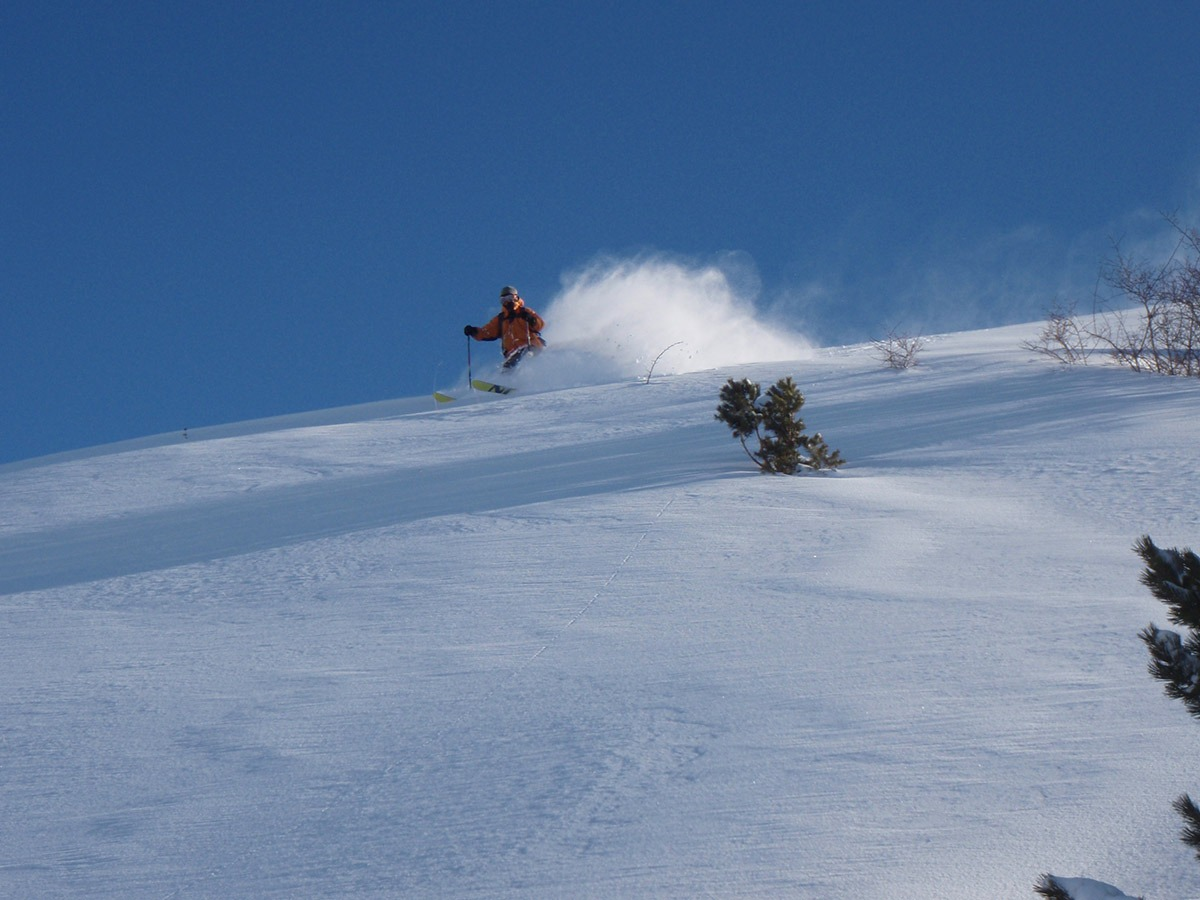 curso esqui alpino freeride guias de torla
