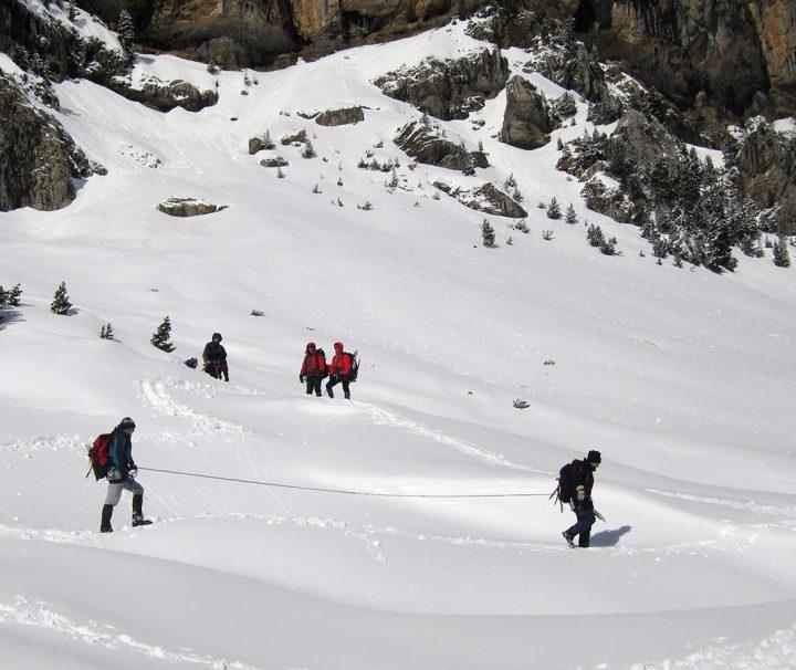 curso iniciacion al alpinismo