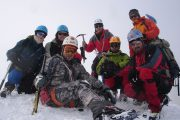 initiation course to mountaineering pirineo aragones