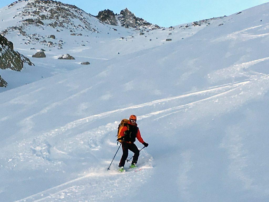 curso esqui montana o travesia en navidad