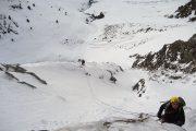 bergsteiger perfektionskurs pyrenäen aragones