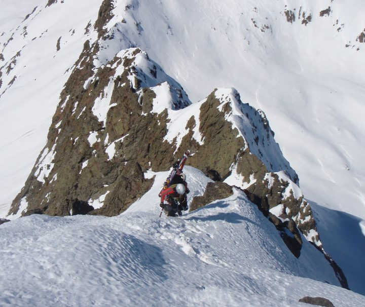 curso perfeccionamiento esqui de montana
