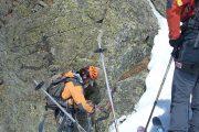 curso perfeccionamiento esqui de montana guias de torla