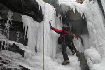 Eisklettern Torla Guides Kurs
