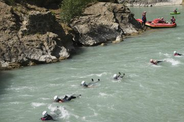 Descenso Rafting Rio Gallego Murillo
