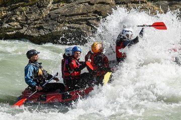 Rafting Canon Rio Gallego Murillo