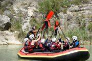 Rafting Familiar Rio Gallego
