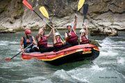Rafting Familiar Rio Gallego Murillo