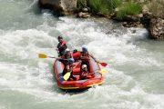 Rafting Familiar Rio Gallego en Murillo
