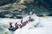 Rafting en Familia Rio Gallego Huesca