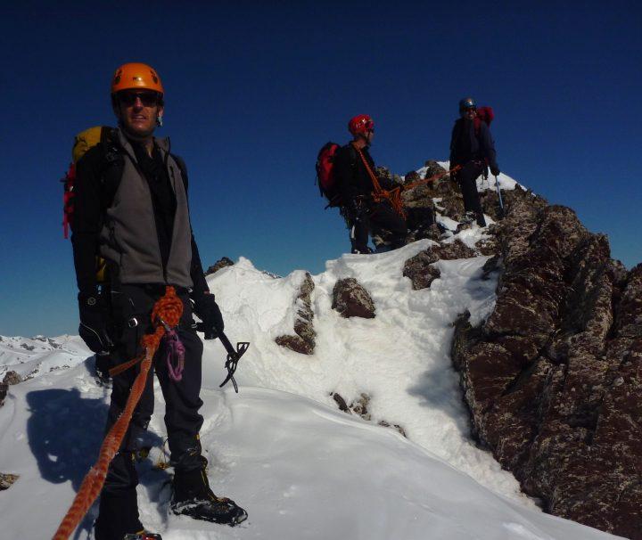 Cursos Alpinismo los Pirineos