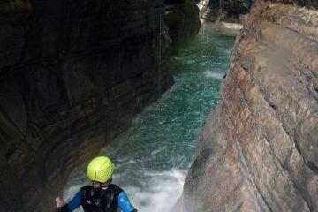 canyon canyon ravin