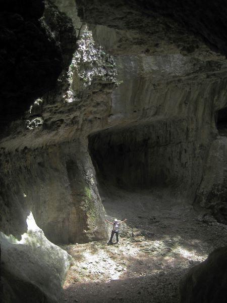 Barranco seco Basender