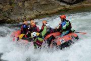 tramo clasico del rio gallego guiado