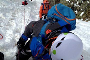 curso alpinismo reyes en valle de tena ordesa y pirineos