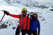 alpinismo en pirineos