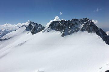 Восхождение на вершину Ането с гидом