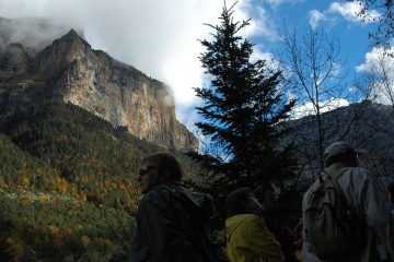 paths turieto trekking guided ordesa