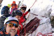 curso alpinismo de perfeccionamiento