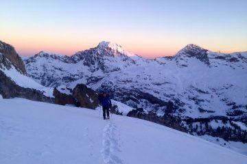 ascensión guiada al monte perdido