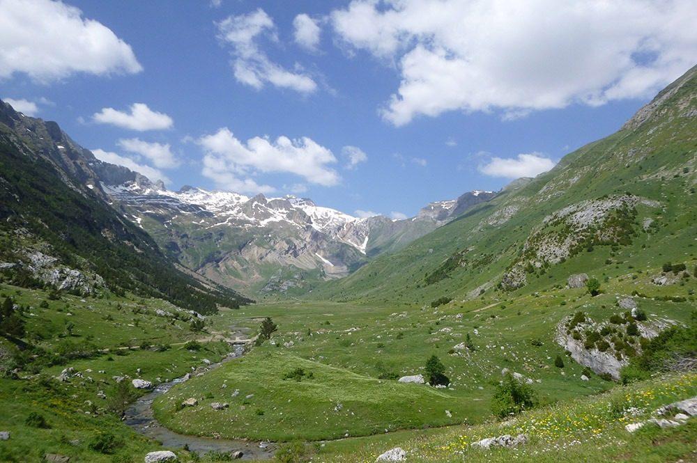 походы в долину де Bujaruelo guias de torla