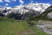 valle de pineta senderismo guiado varios dias